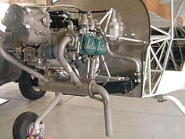 Kitfox Series 6 Construction Log – Rotax 912 Engines Wiring